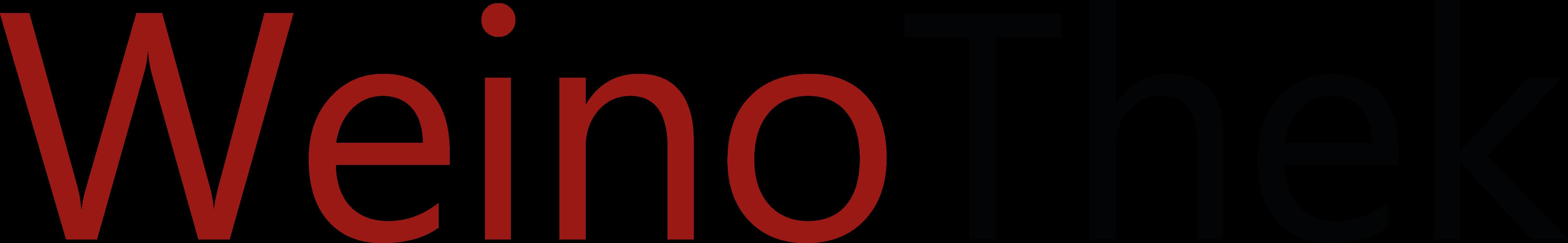 Logo Weinothek