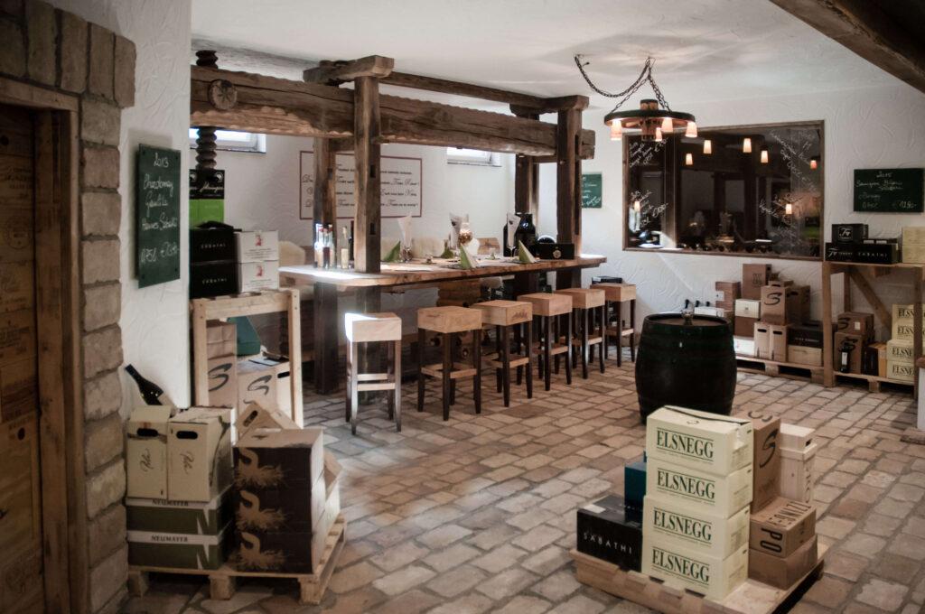 Weinkeller Gasthaus Mossauer